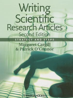 Writing Scientific Research Articles By Cargill, Margaret/ O'Connor, Patrick