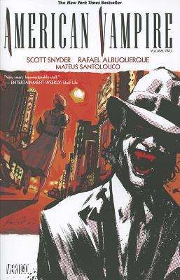 American Vampire 2 By Snyder, Scott/ Albuquereque, Rafael (ILT)